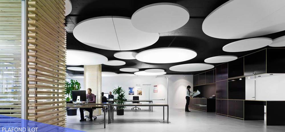 Plafond îlot