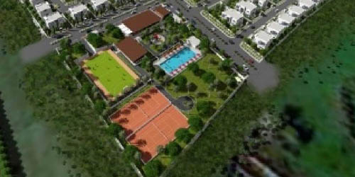 Complexe résidentiel Al Menzeh