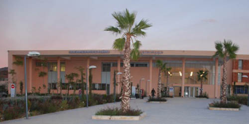 L'Hopital Provincial à Khenifra