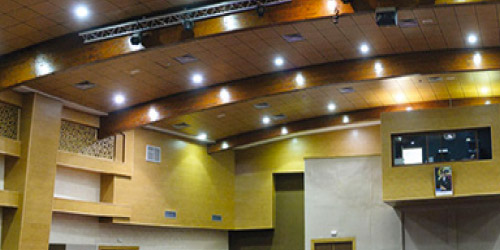 Salle de conférence CAC Dakhla